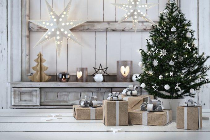 Albero Di Natale Ikea 2018.Tendenze 2017 E 5 Idee Chic Donnad