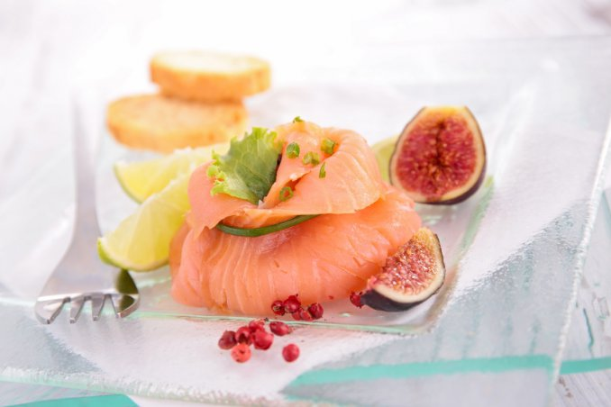 menu pesce Natale