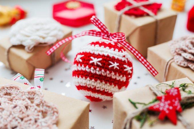 La Versione Facile E Veloce Delle Palline Di Natale Alluncinetto