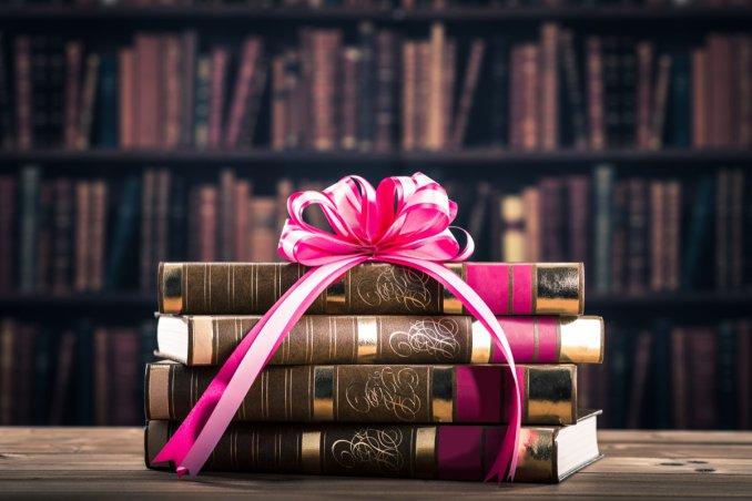 libri, Natale 2017, idee regalo