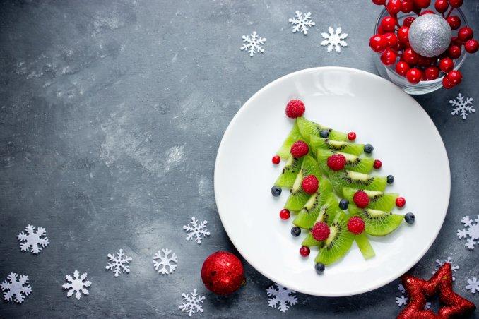 Natale menù vegetariano