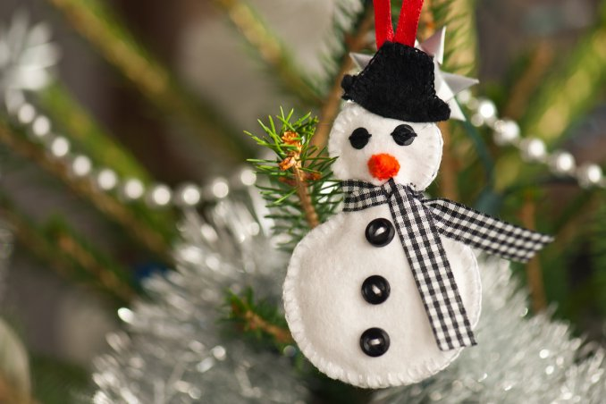 Decorazioni natalizie fai da te 7 idee donnad - Decorazioni natalizie esterne fai da te ...