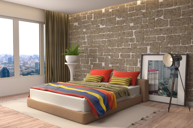 Come arredare la camera da letto matrimoniale con 5 idee for Arredamento originale casa