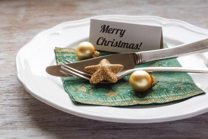 I 5 segnaposto fai da te per la tavola di natale e capodanno donnad - Decorazioni tavola capodanno fai da te ...