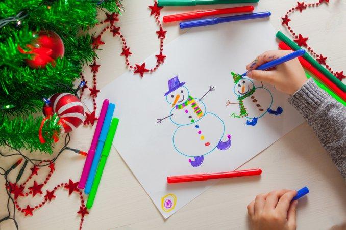Idee Creative Per Bambini : Le immagini gratis più belle per il natale donnad