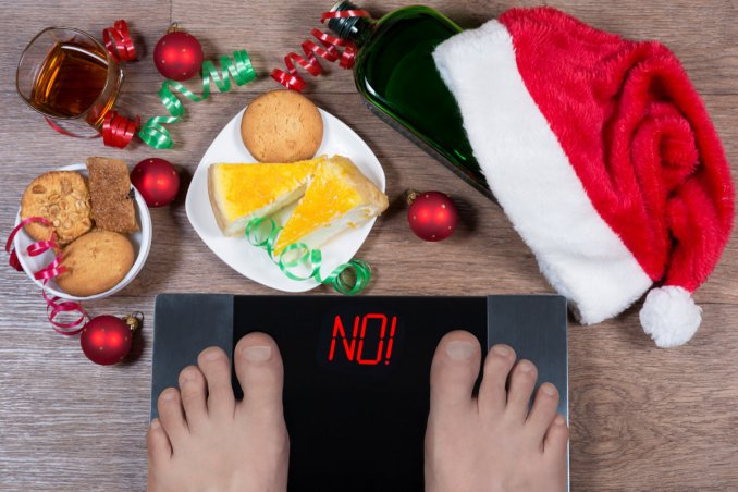 dieta depurativa, feste Natale, chili da perdere