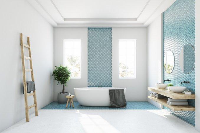 Come arredare un bagno moderno | DonnaD