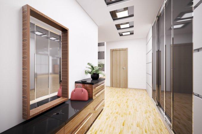 Corridoio Lungo Casa : Come arredare un corridoio stretto e lungo donnad