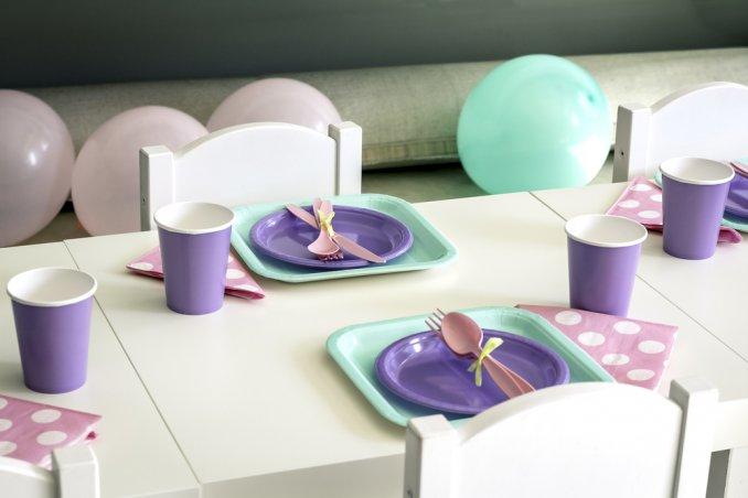 Tavolo Compleanno Bambini : Decorazioni fai da te per feste compleanno bambini donnad