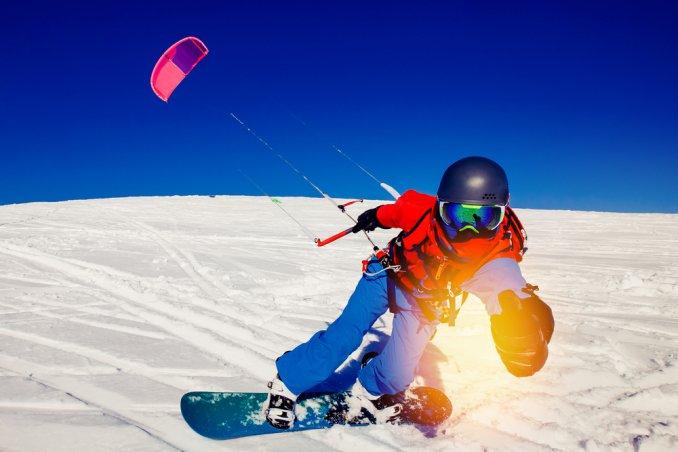 neve, sciatore