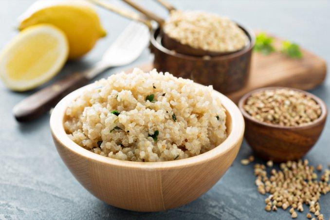 come cucinare, quinoa, scuola cucina