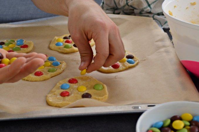 biscotti carnevale, biscotti bambini, ricette biscotti