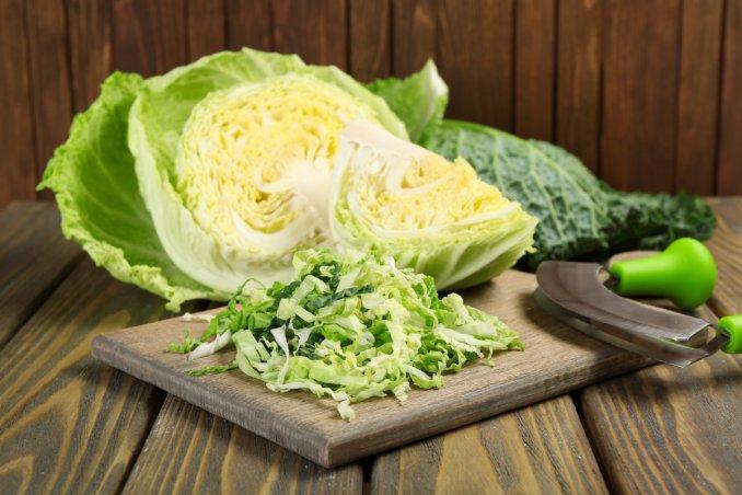 Come cucinare la verza bollita per contorno donnad