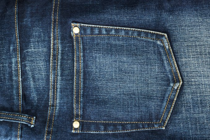 jeans riciclo