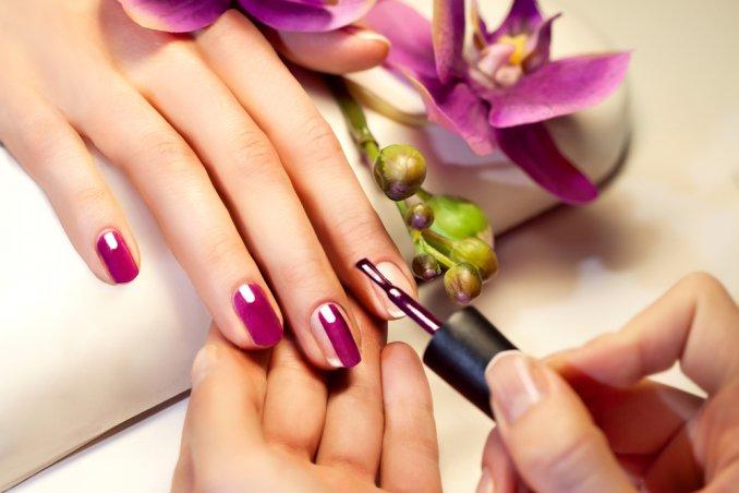 unghie, manicure