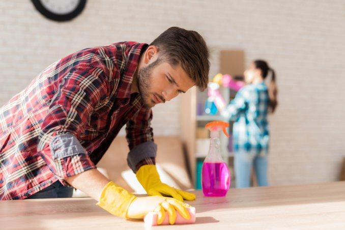 pulizie domestiche trucchi