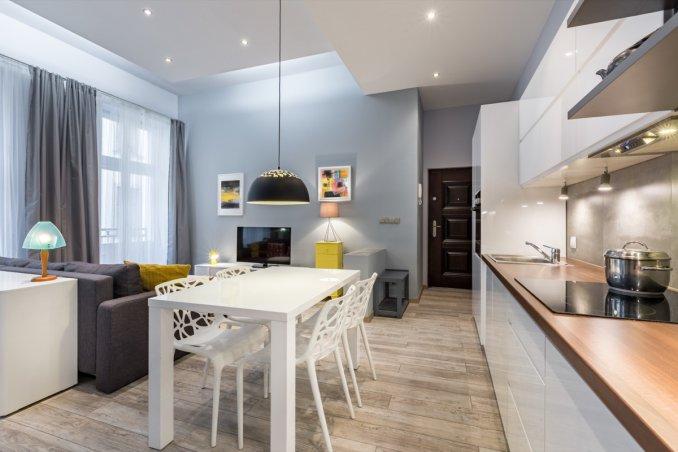 Come arredare un monolocale in modo moderno donnad for Idea casa arredamenti