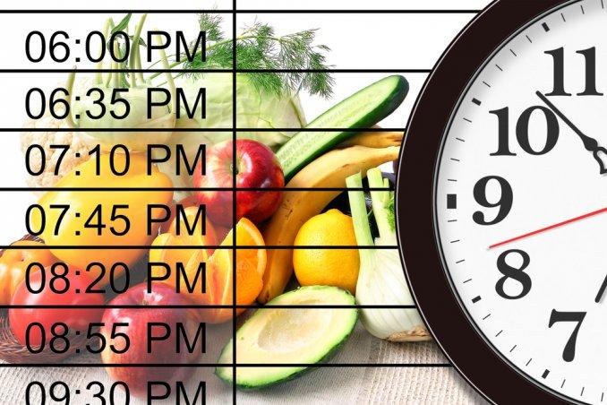 orologio, dieta