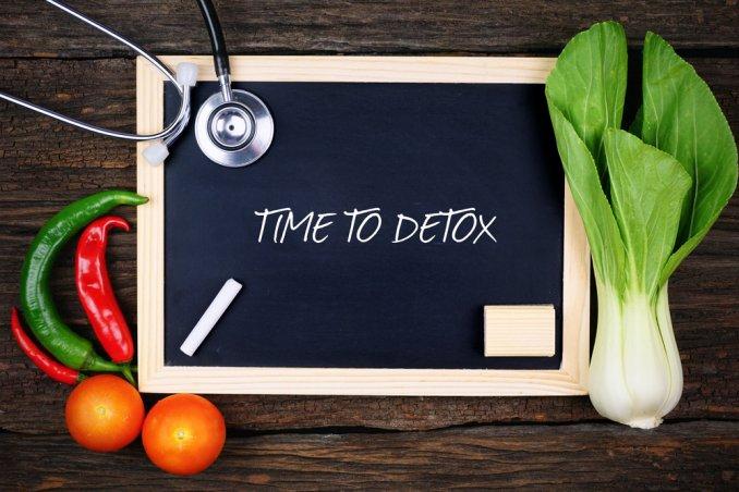 detox, dieta