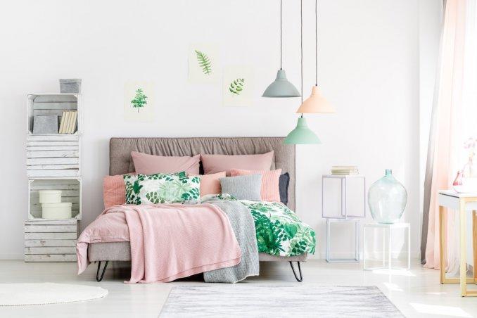 Tendenze arredo 2018: come arredare la camera da letto | DonnaD