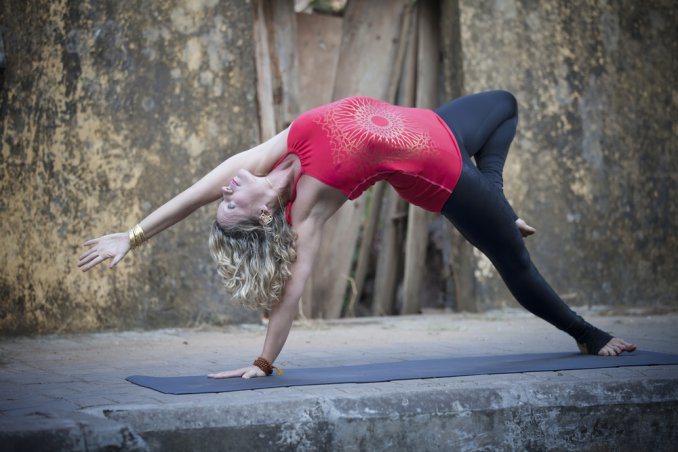 posizioni, yoga