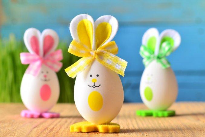 Come arredare casa per pasqua con 5 decorazioni fai da te donnad - Pasqua decorazioni fai da te ...