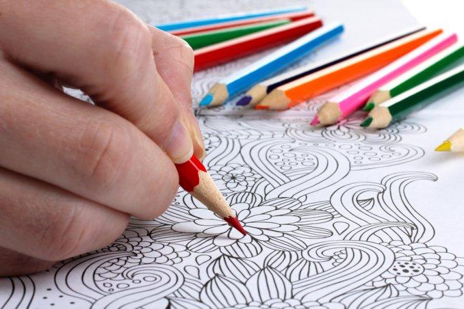 disegni antistress, disegni da colorare