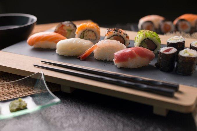 sushi e sashimi differenze