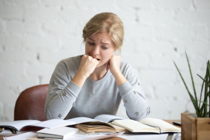 esami senza stress
