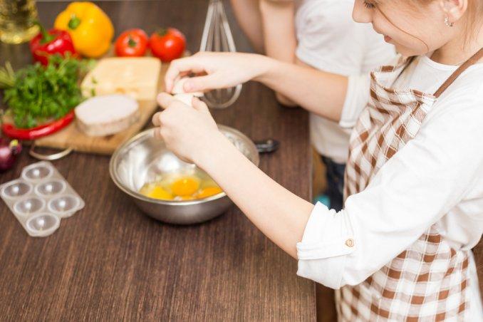 adolescenti ai fornelli, ricette per ragazzi, ricette per adolescenti