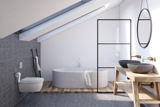 Arredamento bagno moderno ma economico | DonnaD