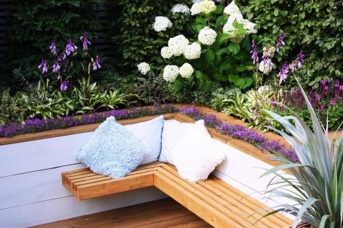 5 spunti creativi da copiare subito donnad for Garden arredo giardino