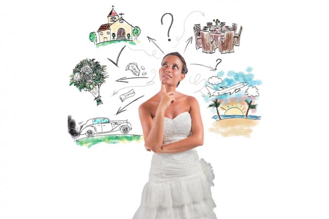 organizzazione nozze, organizzare matrimonio