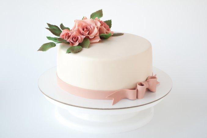 torte pasta di zucchero festa mamma, torte pasta di zucchero fiori
