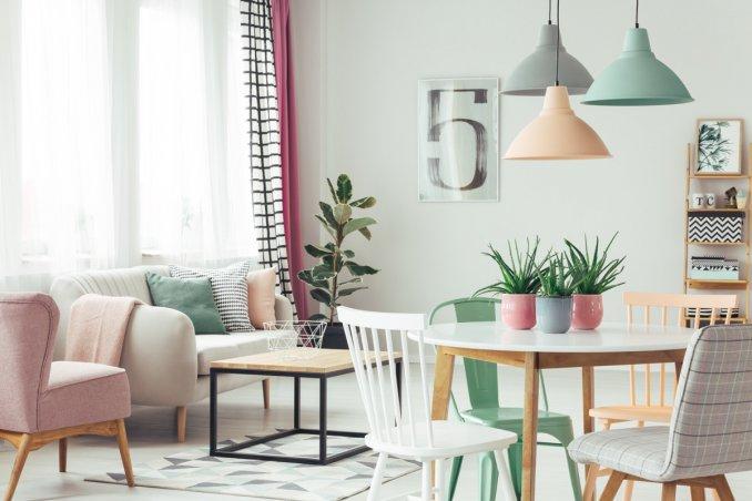 Latest arredamento colori pastello arredare casa with come for Arredamento in miniatura