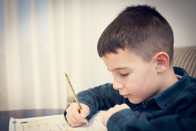 bambini disgrafici, disgrafia