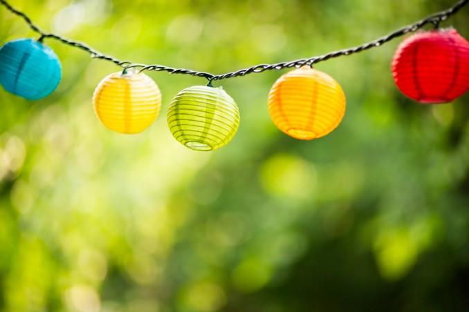 Lanterne Da Giardino Fai Da Te : Lanterne di carta fai da te il tutorial donnad