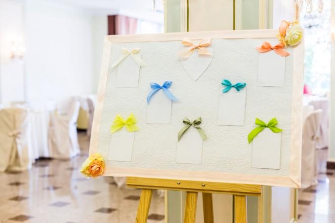 Come fare un tableau di matrimonio le idee originali donnad