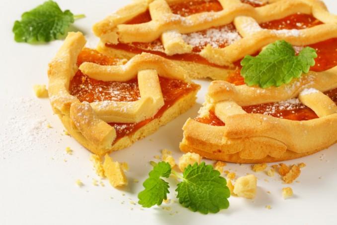 crostata senza burro, ricetta, intolleranza al lattosio