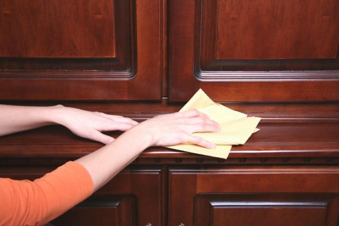 Pulizia Mobili Cucina Legno : Come pulire le ante dei mobili in legno laccato donnad