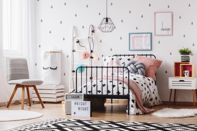 Stanza Da Letto Ragazza : Come arredare la camera da letto di una ragazza donnad