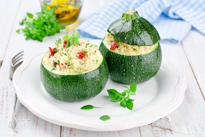 zucchine tonde, ricette, come cucinarle