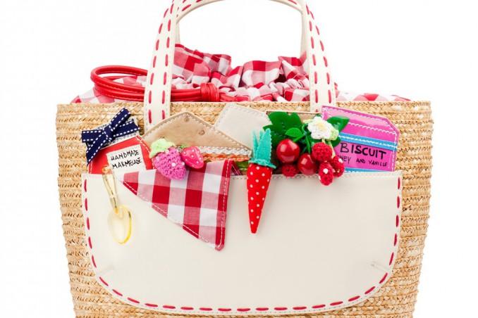 9846c0b471 personalizzare borsa di paglia, come decorare borsa di paglia