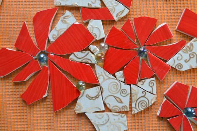 Fai uno splendido mosaico donnad