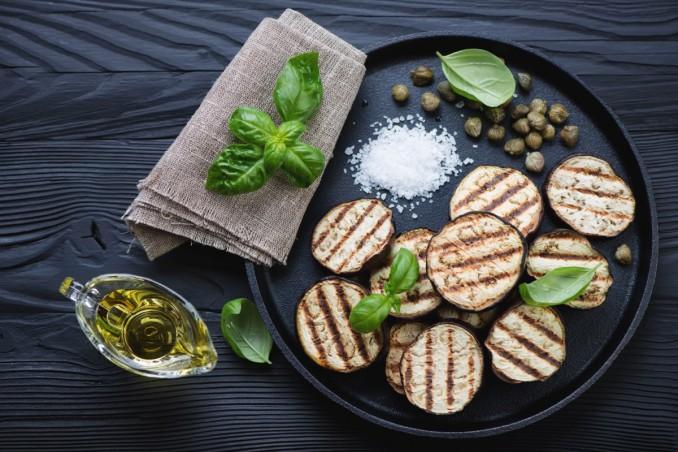 melanzane grigliate, come farle, ricetta