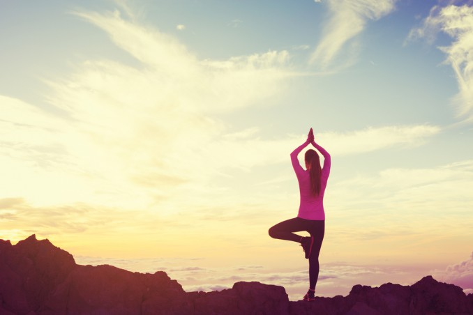yoga trekking, yoga trekking benefici, yoga trekking italia
