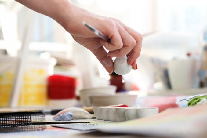Come decorare le piastrelle in casa donnad