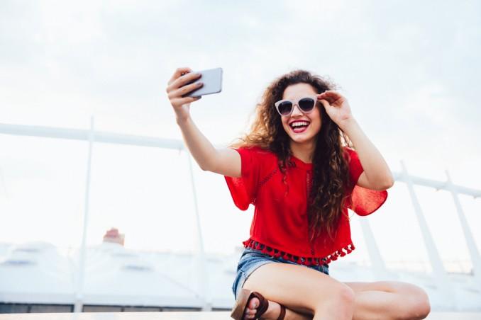 selfie perfetto, come fare selfie perfetto, selfie perfetto tecnica
