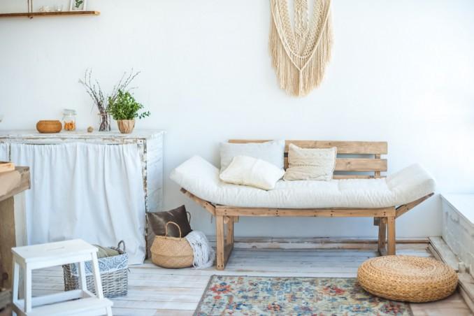 Arredamento per la casa di campagna 5 idee chic da for Arredamento case rustiche