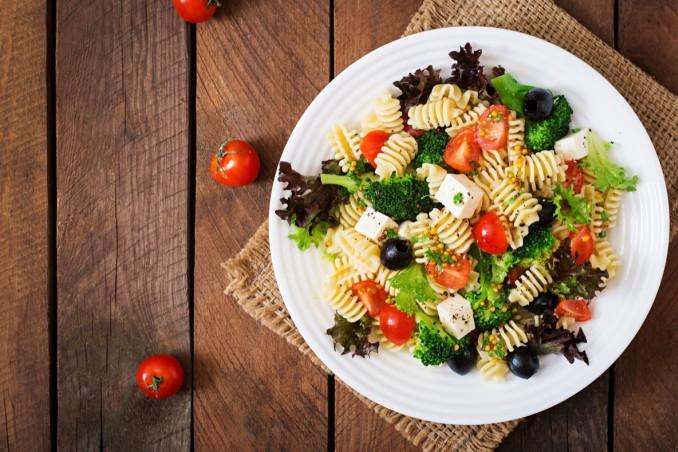 insalata di pasta, ricette, ingredienti